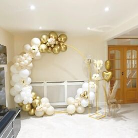 Backdrop Decoration For All Occasion - Balloons & Backdrops