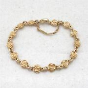 James Avery 14k Gold Bracelet