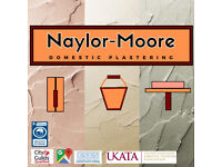 Naylor-Moore Domestic Plastering.