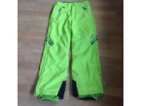 SPYDER SKI SALOPETTES HEIGHT 164CMS age 16 OR FOR A SIZE 8-10 LADIES