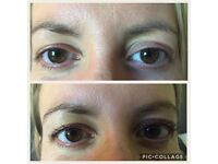 Lash Lift & Tint with optional Brow Definition & Tint