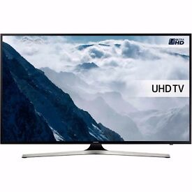 "Samsung UE65KU6020 65"" Smart 4K Ultra HD with HDR TV - Black.Brand New. The box is not opened."
