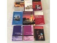 Law School - Essential Textbooks
