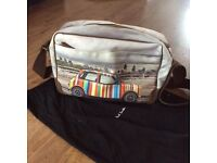 Paul Smith Stripe Mini messenger bag