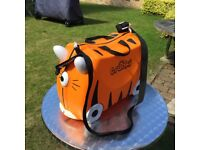 Tipu Tiger Trunki, Good condition.