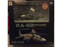 Remote control helicopter with built in gyroscope age 14+ brand new unopened gift
