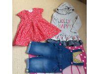 Girls bundle age 2-3 years