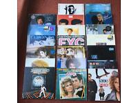 1980s Vinyl Album Bundle