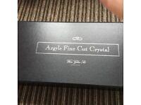 Argyle fine cut crystal