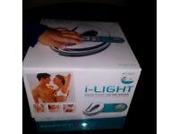 Remington I light laser hair removal