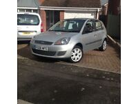Ford Fiesta mk6 style 5dr