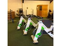 Bodytone Monster Spinning Bikes