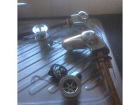 Ideal Standard Sink and Bath Mixer taps