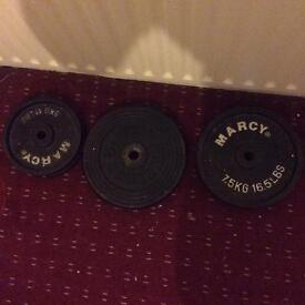 Weight plates 45kg