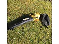 Bosun Garden Blower & Vaccum 2000watt in good condition