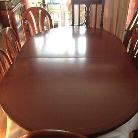 Dining table top - extending