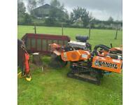 Stump Grinding tree& hedge stump removal