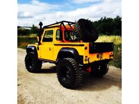 land rover defender 300tdi chassis or project wanted