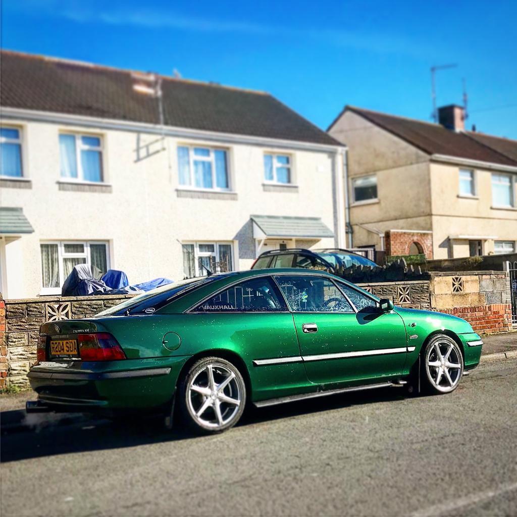 Vauxhall Calibra 16v ..... Very Rare car | in Port Talbot, Neath ...