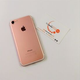 APPLE iPhone 7 (Rose Gold, 32GB, Unlocked) - For Sale