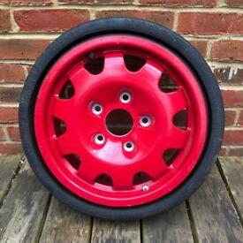PORSCHE 911 Spare Tyre, Emergency Wheel 928.362.030.02