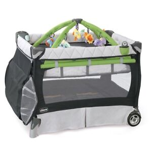 Baby Playpen, Crib, Changing Table - NO FLOODING ISSUES