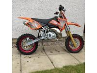 KTM Mini Adventure 50cc Replica