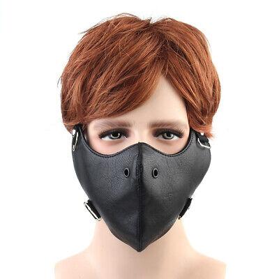 rrad Halb Gesicht Maske Schädel für Motorrad (Maskerade Schädel Maske)