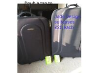 Luggage - Suitcases, Hand luggage, hold alls, backpacks