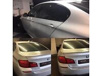 Window ASWF Tinting Lifetime Warranty & Headlight Tinting & Wrapping