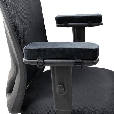 Stuhl Armlehne-pads (2 Stücke Universal Stuhl Armlehne Pads Memory Foam Sessel Ellenbogen Relief)