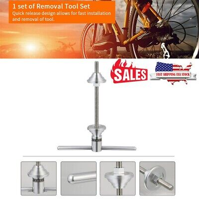 Bike Headset Cup Removal Installer Press-in Shaft Bowl Bottom Bracket BB Tool US