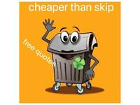 Waste removal   house clearance   rubbish & garden waste & general waste & collection