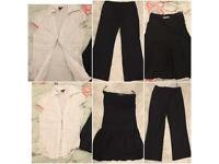 Ladies size 6 Petite bundle x5