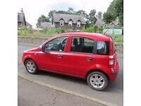 Fiat Panda 1.2 5door.Low mileage.1 careful owner.6 month MOT. Full service history.Good condition