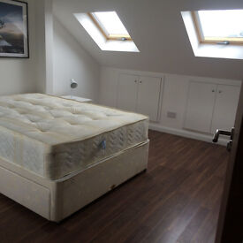 2 X DOUBLE ROOM IN MODERN AND CLEAN HOUSE, 4 MIN WALK TOTTENHAM HALE TUBE, ALL PROFESIONALS