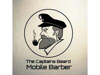 Mobile Barber : The Captains Beard