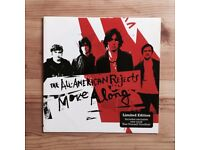"The All-American Rejects Move Along 7"" Vinyl Single 2006 Interscope Records"