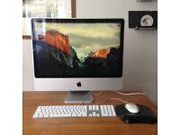 iMac (24-inch, Early 2008) 3.06GHz, 4GB SDRAM, 2TB HD (Model A1225)