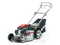 Alko 21 inch power drive lawnmower 5 year warranty lawn mower