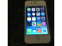 White iPhone 4 open to all network