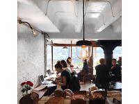 Brunch - Deli - Salad Chef needed for an Award winning Coffee shop