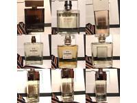 Men and women perfumes