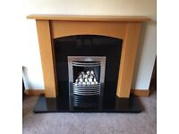 Fire, Surround and Hearth