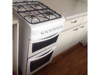 Indesit 50 cm wide gas cooker
