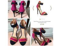 Ravel side shoes