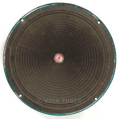 "GE Model 1RS 32A1, 12"" Vintage Field Coil Speaker With Transformer for sale  Shipping to India"