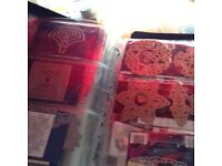 Craft dies tattered lace