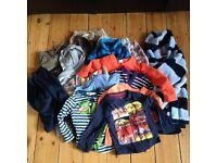 EXCELLENT VALUE: CLOTHES BUNDLE: BOY age 2–3 years