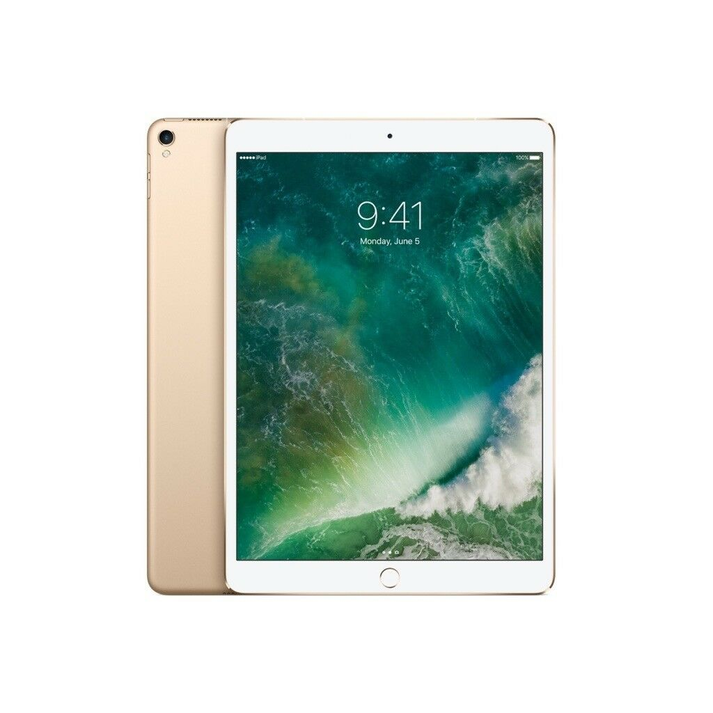 **IPAD PRO 10.5 inch 2017 edition WIFI AND CELLULAR**